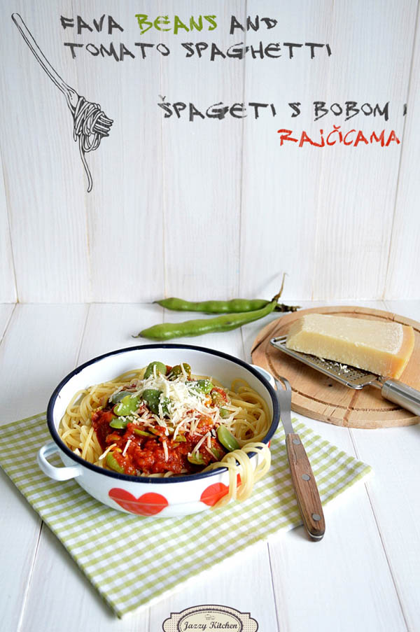 tomato-fava-beans